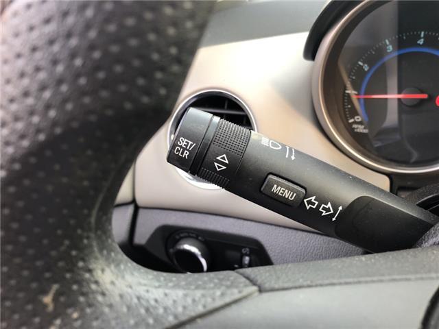 2015 Chevrolet Cruze 2LS (Stk: 240538) in Milton - Image 12 of 20