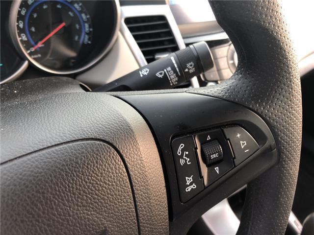 2015 Chevrolet Cruze 2LS (Stk: 240538) in Milton - Image 13 of 20
