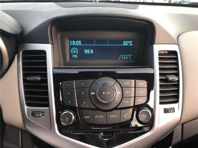 2015 Chevrolet Cruze 2LS (Stk: 240538) in Milton - Image 15 of 20