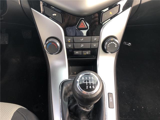 2015 Chevrolet Cruze 2LS (Stk: 240538) in Milton - Image 16 of 20