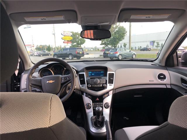 2015 Chevrolet Cruze 2LS (Stk: 240538) in Milton - Image 19 of 20