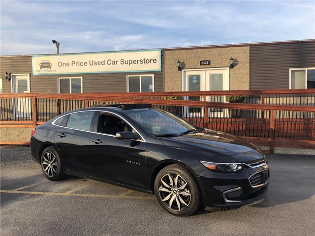 2016 Chevrolet Malibu 1LT (Stk: 268699) in Milton - Image 1 of 23