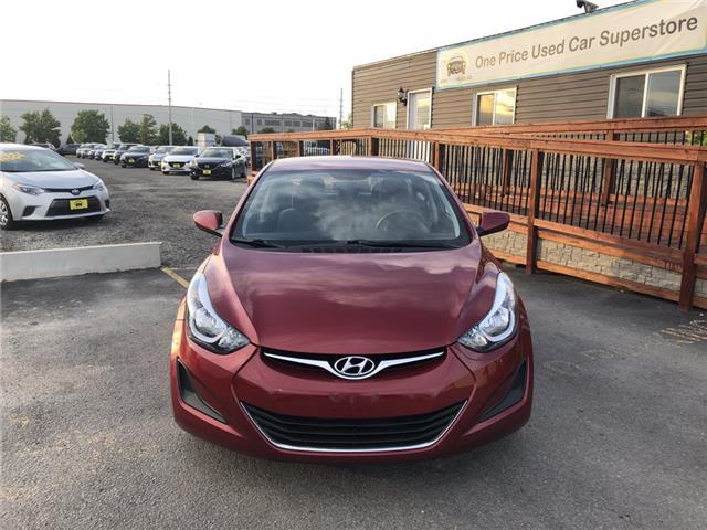 2014 Hyundai Elantra GL (Stk: 495257) in Milton - Image 2 of 20