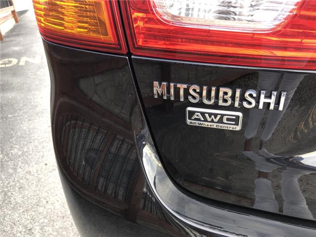 2015 Mitsubishi RVR GT (Stk: 605861) in Milton - Image 7 of 22