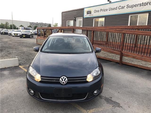2013 Volkswagen Golf 2.0 TDI Comfortline (Stk: 10167) in Milton - Image 2 of 20