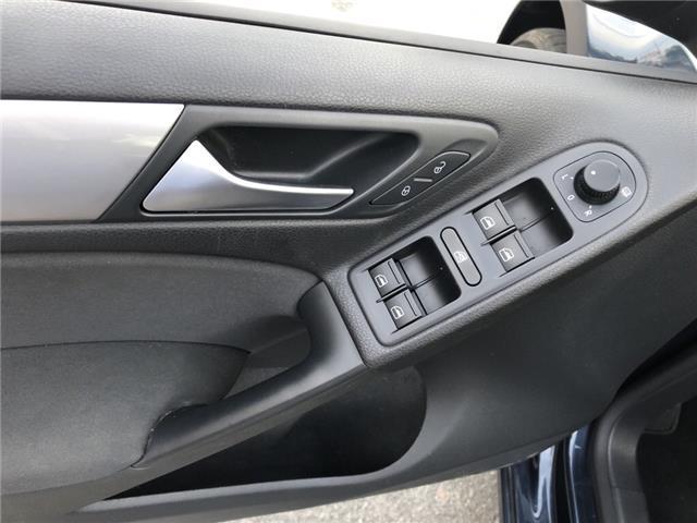 2013 Volkswagen Golf 2.0 TDI Comfortline (Stk: 120603) in Milton - Image 9 of 20