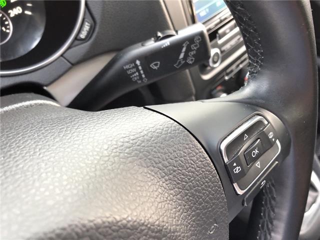 2013 Volkswagen Golf 2.0 TDI Comfortline (Stk: 120603) in Milton - Image 12 of 20