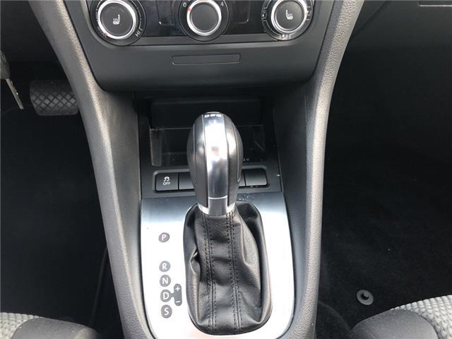 2013 Volkswagen Golf 2.0 TDI Comfortline (Stk: 120603) in Milton - Image 15 of 20