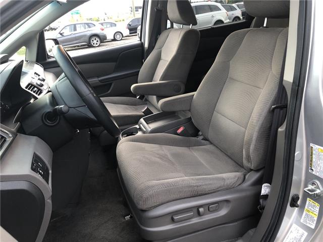 2011 Honda Odyssey EX (Stk: 510323) in Milton - Image 7 of 20