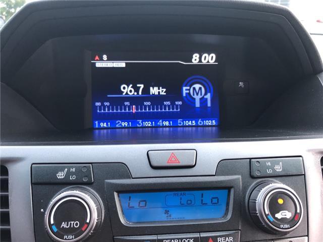 2011 Honda Odyssey EX (Stk: 510323) in Milton - Image 13 of 20