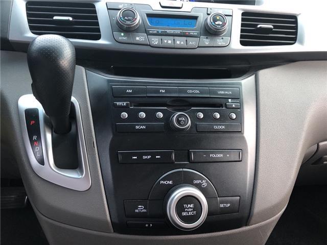 2011 Honda Odyssey EX (Stk: 510323) in Milton - Image 14 of 20