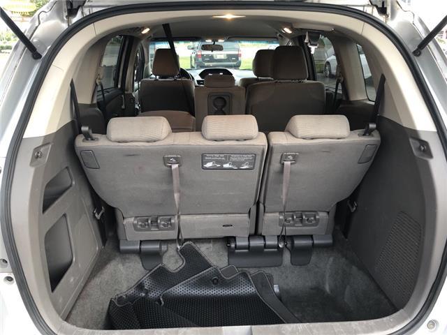 2011 Honda Odyssey EX (Stk: 510323) in Milton - Image 20 of 20