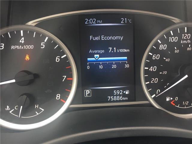 2017 Nissan Sentra 1.8 SV (Stk: 329656) in Milton - Image 9 of 16