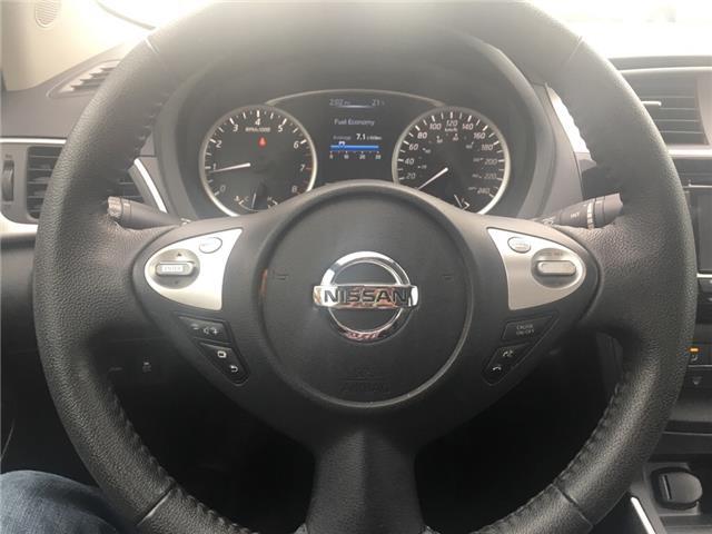 2017 Nissan Sentra 1.8 SV (Stk: 329656) in Milton - Image 12 of 16