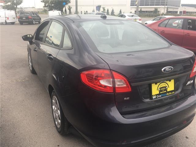2012 Ford Fiesta SE (Stk: 136196) in Milton - Image 4 of 15