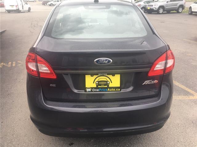 2012 Ford Fiesta SE (Stk: 136196) in Milton - Image 5 of 15