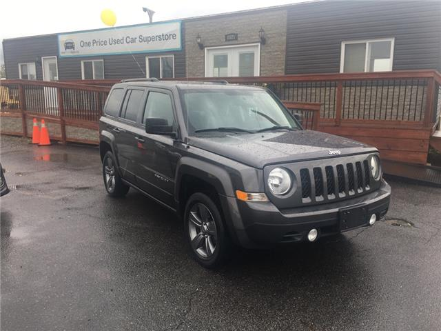 2015 Jeep Patriot Sport/North (Stk: 381134) in Milton - Image 1 of 17