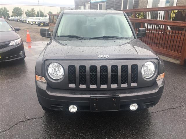 2015 Jeep Patriot Sport/North (Stk: 381134) in Milton - Image 2 of 17