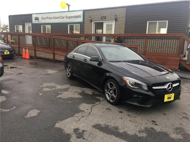 2014 Mercedes-Benz CLA-Class Base (Stk: 027242) in Milton - Image 1 of 12