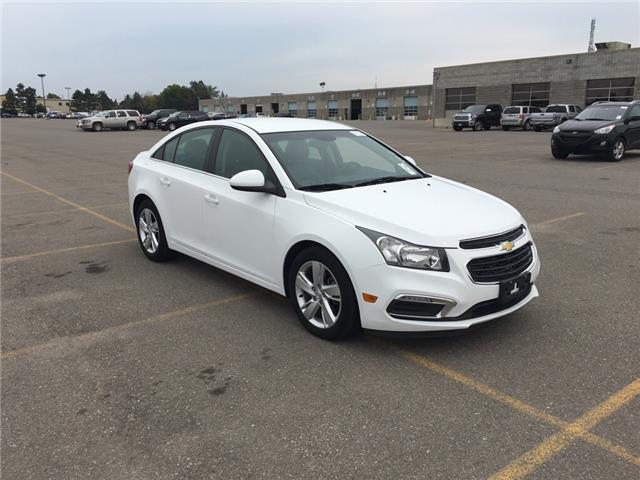 2015 Chevrolet Cruze DIESEL (Stk: 176021) in Milton - Image 1 of 1