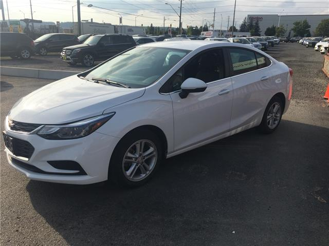 2018 Chevrolet Cruze LT Auto (Stk: 197117) in Milton - Image 3 of 12