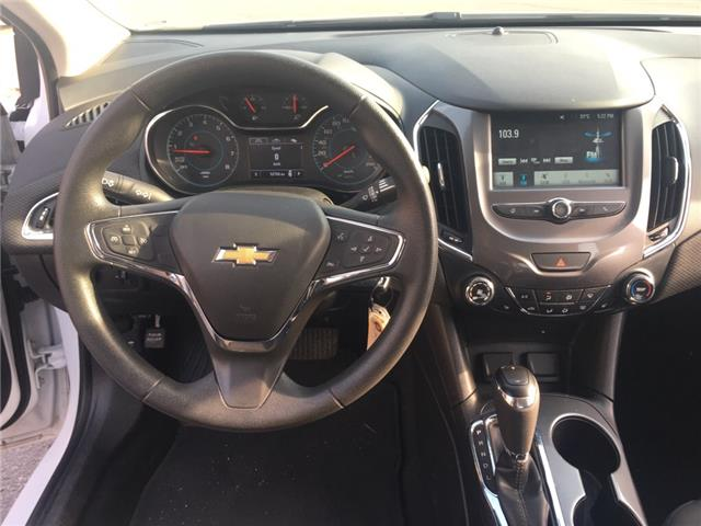 2018 Chevrolet Cruze LT Auto (Stk: 197117) in Milton - Image 8 of 12