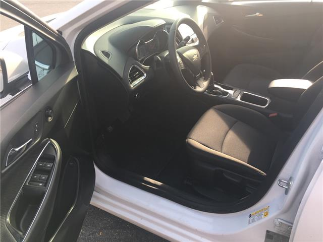 2018 Chevrolet Cruze LT Auto (Stk: 197117) in Milton - Image 9 of 12