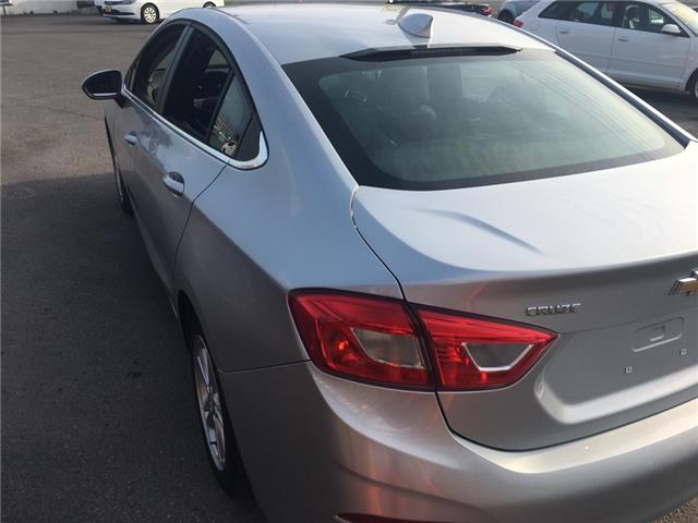 2018 Chevrolet Cruze LT Auto (Stk: ) in Milton - Image 4 of 10
