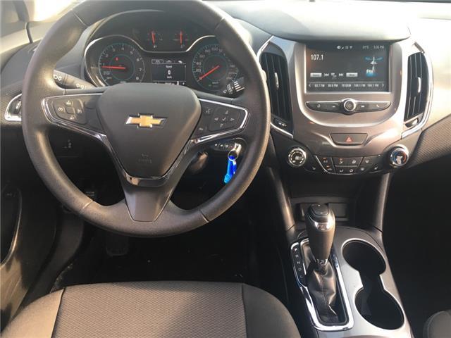 2018 Chevrolet Cruze LT Auto (Stk: ) in Milton - Image 9 of 10