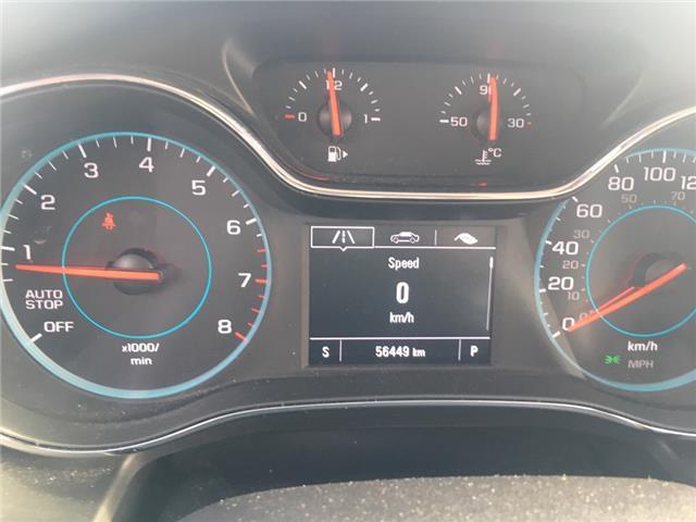 2018 Chevrolet Cruze LT Auto (Stk: ) in Milton - Image 10 of 10