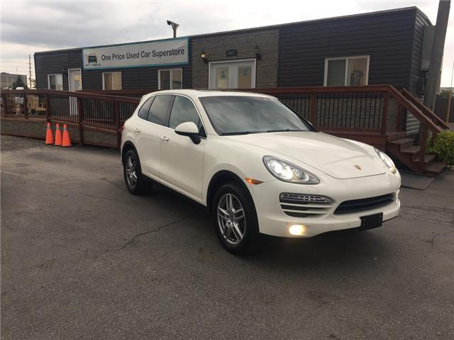 2012 Porsche Cayenne Base (Stk: 10199) in Milton - Image 1 of 12