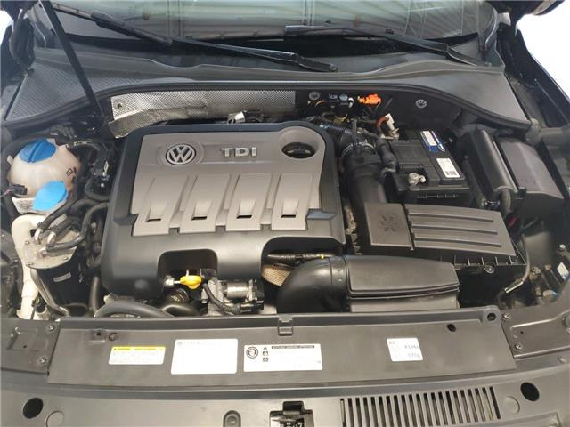 2014 Volkswagen Passat 2.0 TDI Highline (Stk: 084347) in Milton - Image 19 of 20