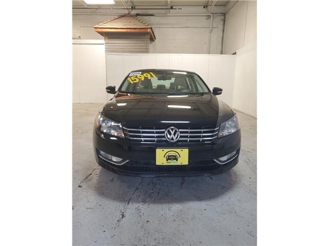 2014 Volkswagen Passat 2.0 TDI Highline (Stk: 084347) in Milton - Image 2 of 20