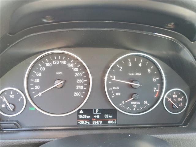 2015 BMW 320i xDrive (Stk: S73132) in Milton - Image 10 of 19