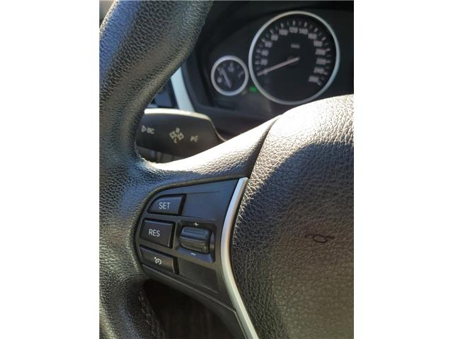 2015 BMW 320i xDrive (Stk: S73132) in Milton - Image 12 of 19