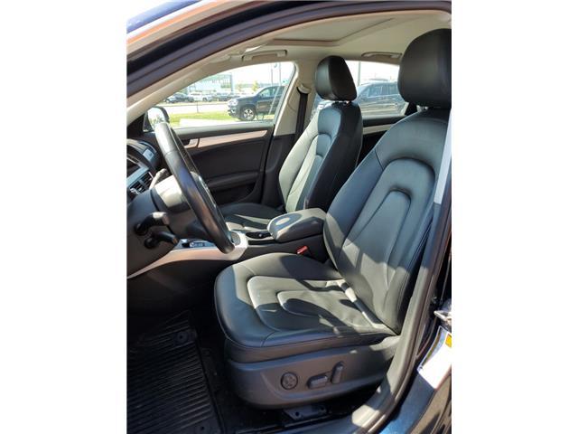 2011 Audi A4 2.0T Premium (Stk: 024527) in Milton - Image 7 of 21