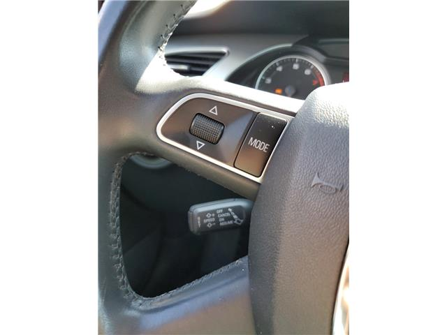 2011 Audi A4 2.0T Premium (Stk: 024527) in Milton - Image 11 of 21