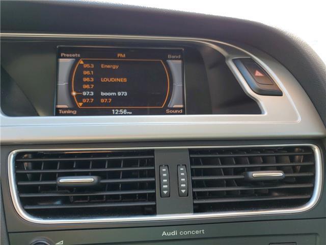 2011 Audi A4 2.0T Premium (Stk: 024527) in Milton - Image 14 of 21