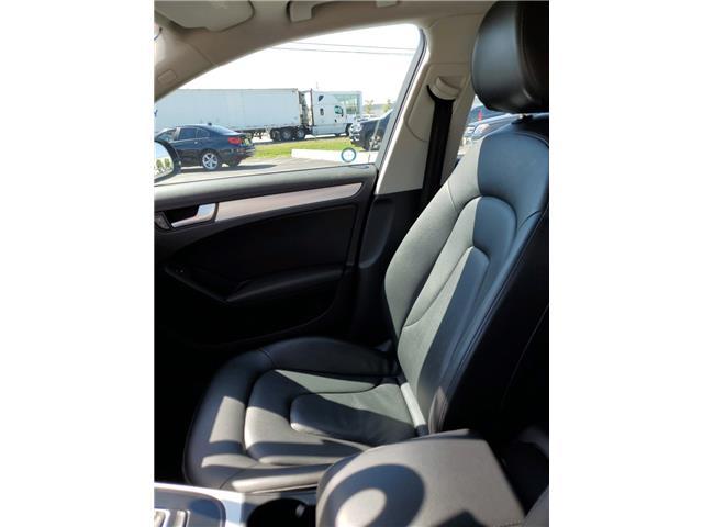 2011 Audi A4 2.0T Premium (Stk: 024527) in Milton - Image 15 of 21