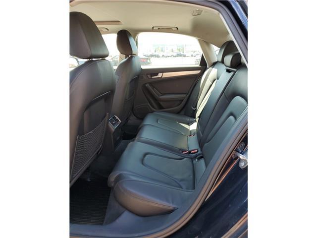 2011 Audi A4 2.0T Premium (Stk: 024527) in Milton - Image 17 of 21