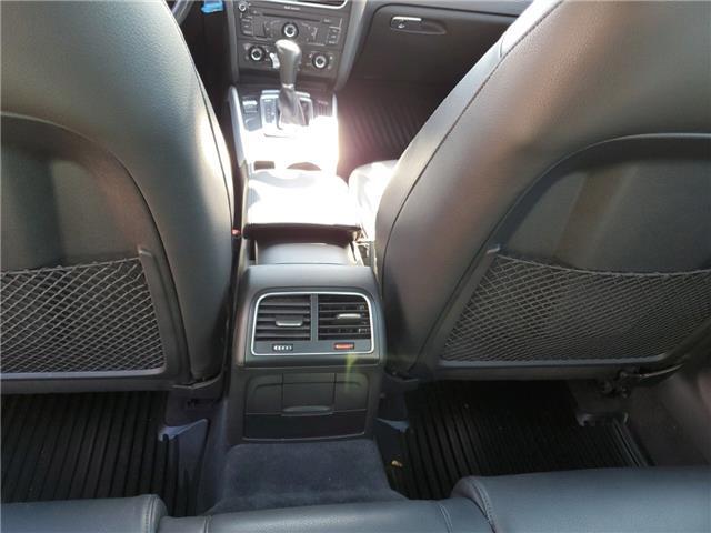 2011 Audi A4 2.0T Premium (Stk: 024527) in Milton - Image 19 of 21