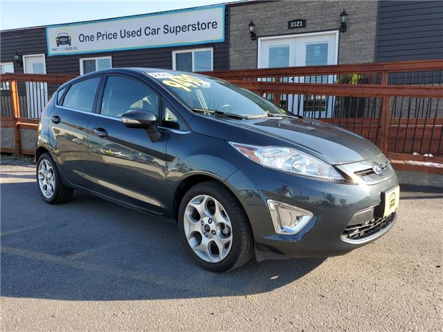 2011 Ford Fiesta SES (Stk: 168262) in Milton - Image 6 of 19