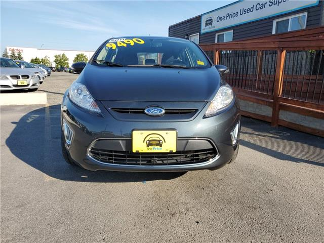 2011 Ford Fiesta SES (Stk: 168262) in Milton - Image 7 of 19
