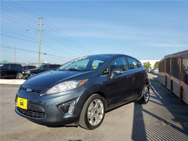 2011 Ford Fiesta SES (Stk: 168262) in Milton - Image 8 of 19