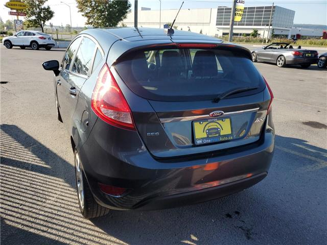 2011 Ford Fiesta SES (Stk: 168262) in Milton - Image 9 of 19