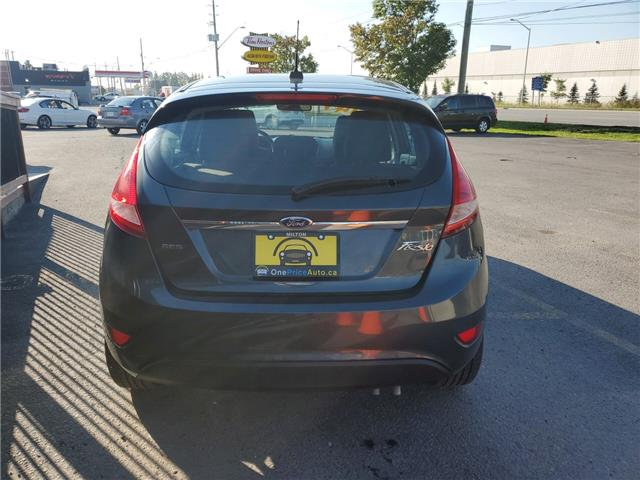 2011 Ford Fiesta SES (Stk: 168262) in Milton - Image 10 of 19