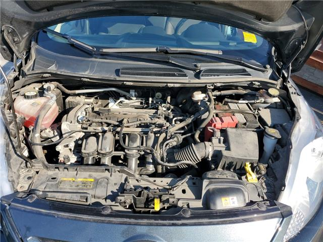 2011 Ford Fiesta SES (Stk: 168262) in Milton - Image 18 of 19