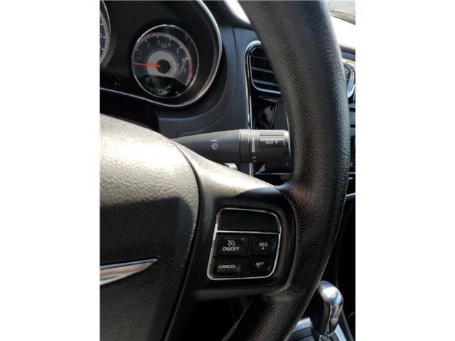 2012 Chrysler 200 LX (Stk: 282849) in Milton - Image 13 of 22