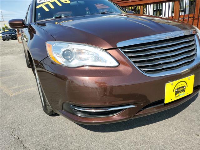 2012 Chrysler 200 LX (Stk: 282849) in Milton - Image 20 of 22