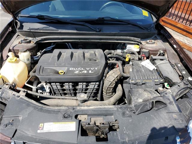 2012 Chrysler 200 LX (Stk: 282849) in Milton - Image 21 of 22